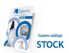 Catálogo envases stock