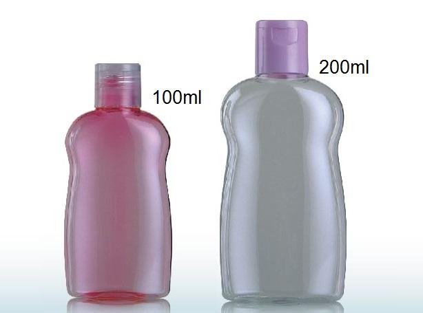 Botella PET FB0524, FB0532