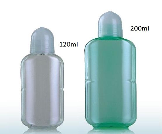 Botella PET FB416, FB415