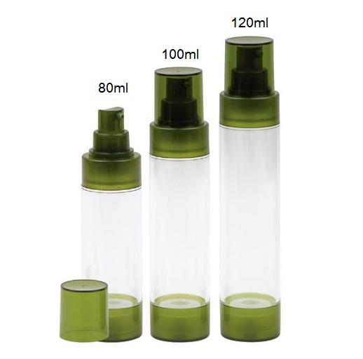 Envase airless AR1004, AR1005, AR1007
