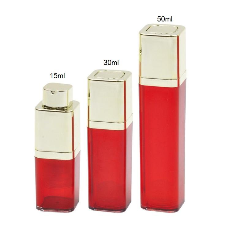 Envase airless AR1518, AR3018, AR5018