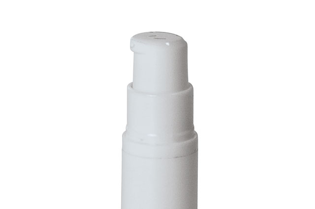 Envase cosmetico airless serie p stock