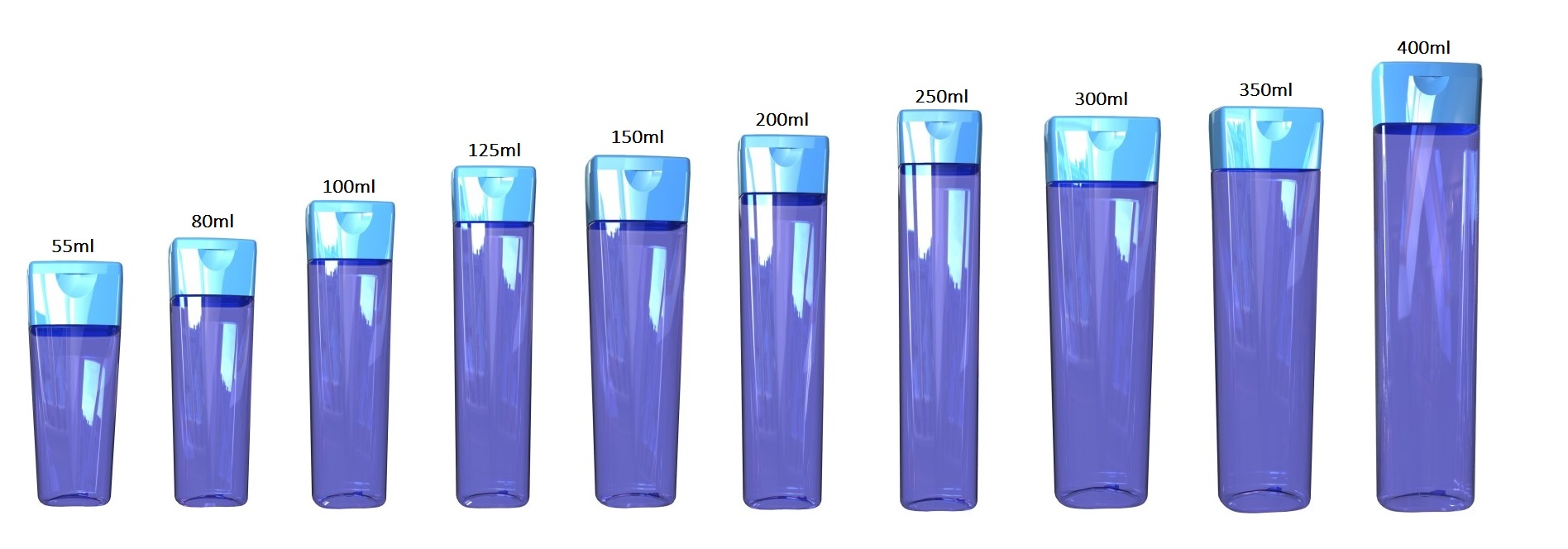 Botella PET FB1547. FB1548, FB1549, FB1550, FB1543, FB1544, FB1545, FB1560, FB1561, FB1562
