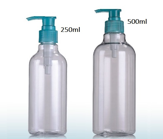 Botella PET FB667, FB668