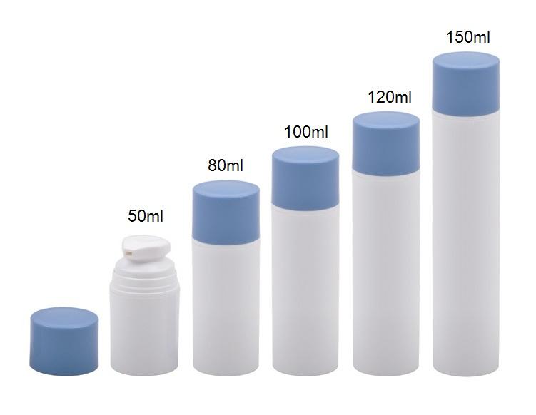 Envase airless AR506, AR806, AR1006, AR1206, AR1506
