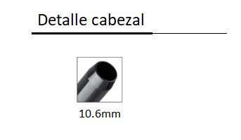 Detalle cabezal FM1111