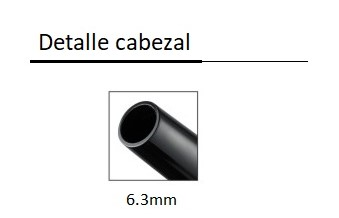 Detalle cabezal FM1141