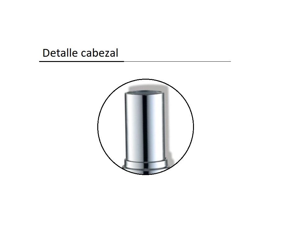 Detalle cabezal FM9102