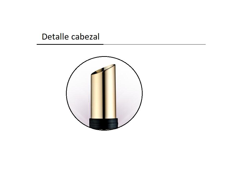 Detalle cabezal FM9201