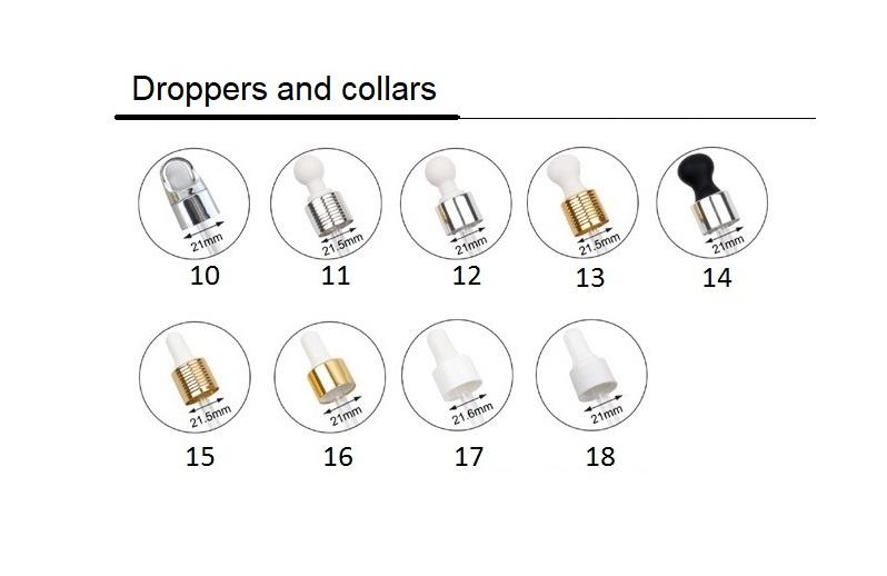 Droppers and Collars Options FG2, FG3, FG6