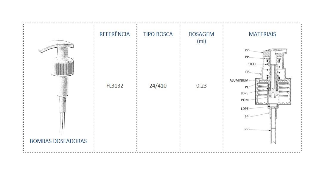Bomba Doseadora FL3132 24/410