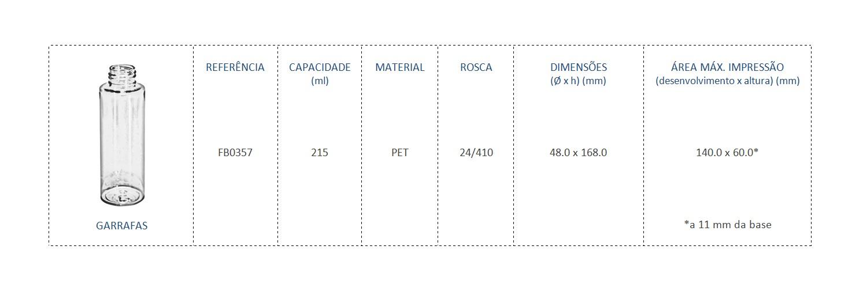 GARRAFAS FB0357