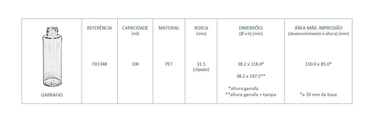 FB1348 100mL 31,5mm
