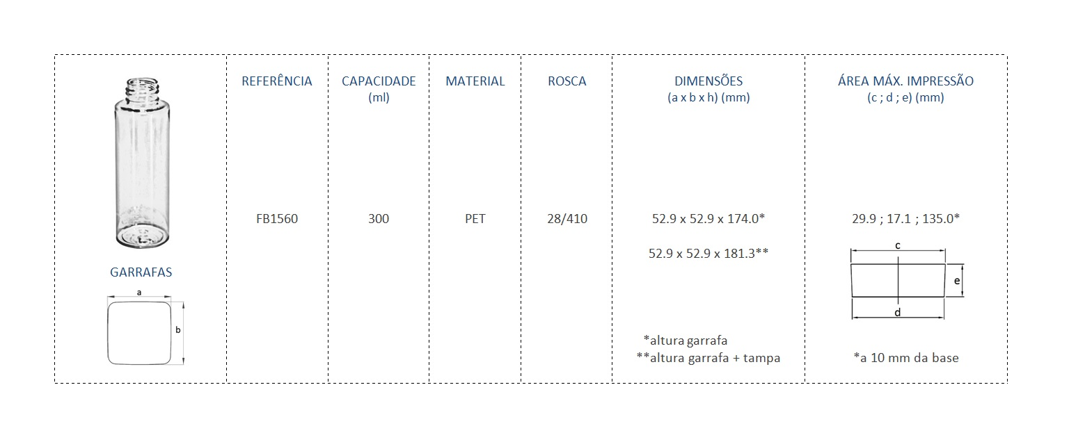 FB1560 300mL 28/410