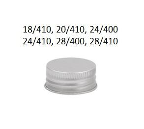 Tapón Aluminio FT122P