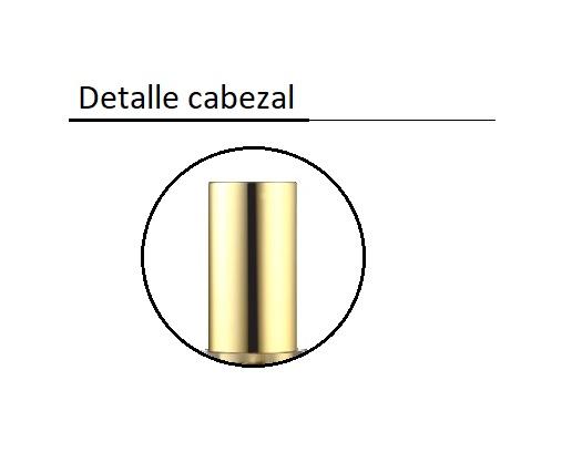 Detalle cabezal FM9105