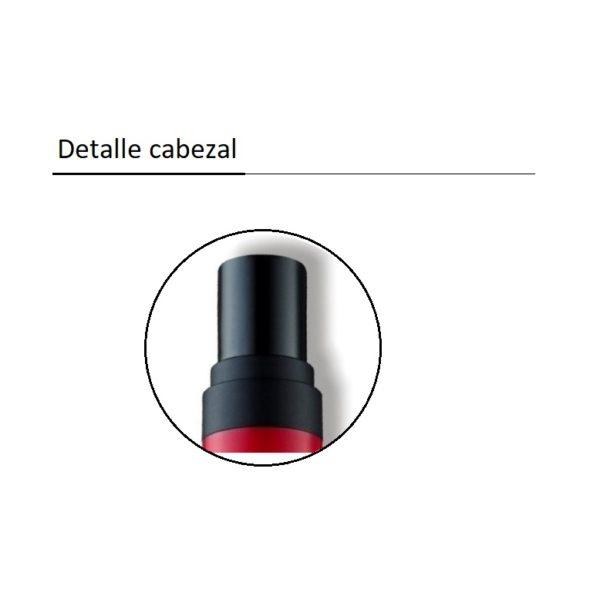 Detalle cabezal FM9106