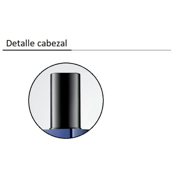 Detalle cabezal FM9107